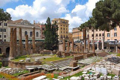 The Sacred Area - Rome