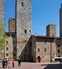 Towers of San Gimignano, 15 April 2015 2