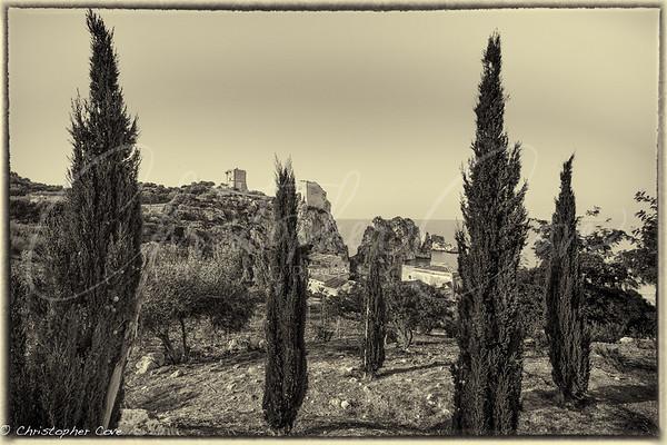 Sicily in Sepia