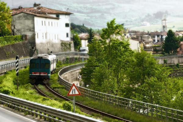 Tuscan Train