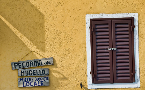 Tuscan Store Front