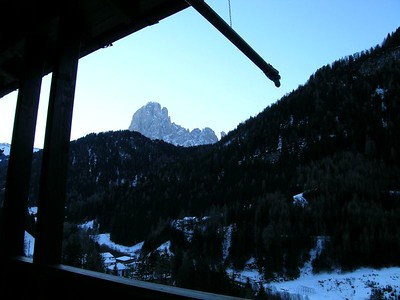 Italy Skiing 2006