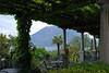 Again in the Villa Cipressi Garden.