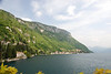 "This was the amazing view from our hotel, the <a href=""http://www.hotelvillacipressi.it/eng/hotel.htm"">Villa Cipressi</a>."
