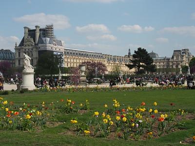 In and Around Paris