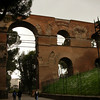 Archway in Ancient Rome