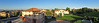 This is a Panorama taken from the other side of Kevin and Crystal's apartment in Grossa, Italy.