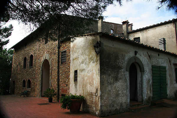 Italy Vacation- Malmantile Villa