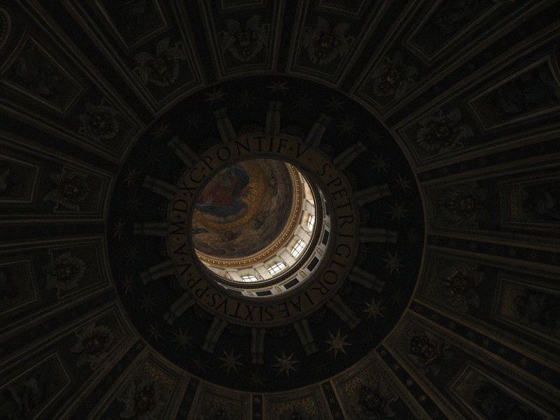 Incredible Dome of St Peters