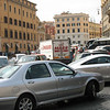 Typical Rome traffic