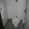 tiny toilet on Lido Island