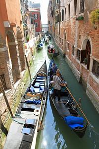 Canal near Piazza San Marco.