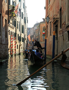 Gondolas and canals...that's what Venice is!