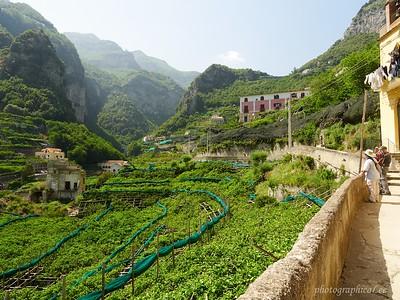 Hike up the Valle dei las Mullinas