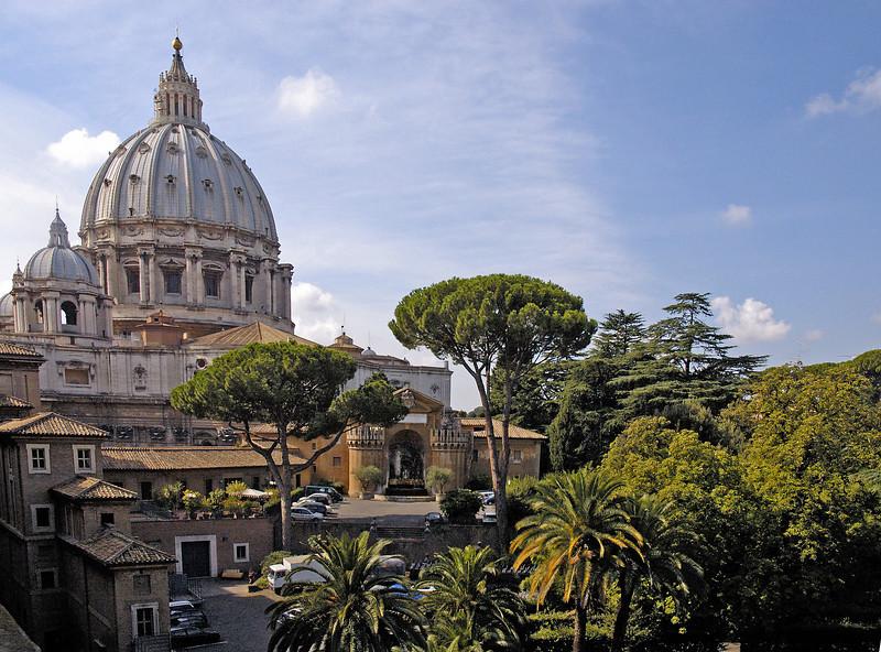 St. Peter's - Rome