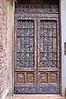 Door at Romeo and Juliette's balcony - Lovers messages - Verona