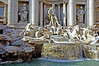 Fountain of Trevi - Rome