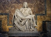Pieta by Michelangelo - St. Peter's - Rome