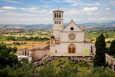 Basilica di San Francesco_Assisi