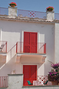 Balcony in Capri (1)