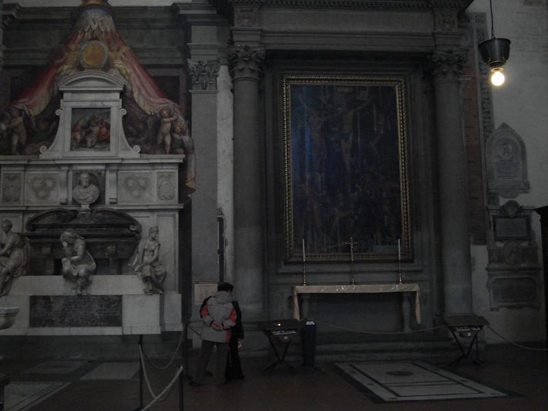 Michaelangelo's tomb