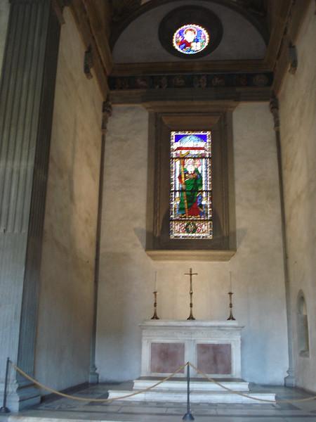 Monk's chapel