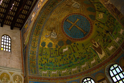 Basilica of Saint Apollinaris in Classe, Ravenna