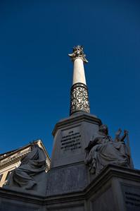 Ave Gratia Plena Monument, Rome, Italy