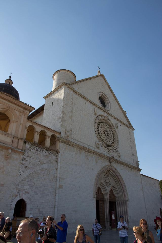 Papal Basilica of St. Francis of Assisi