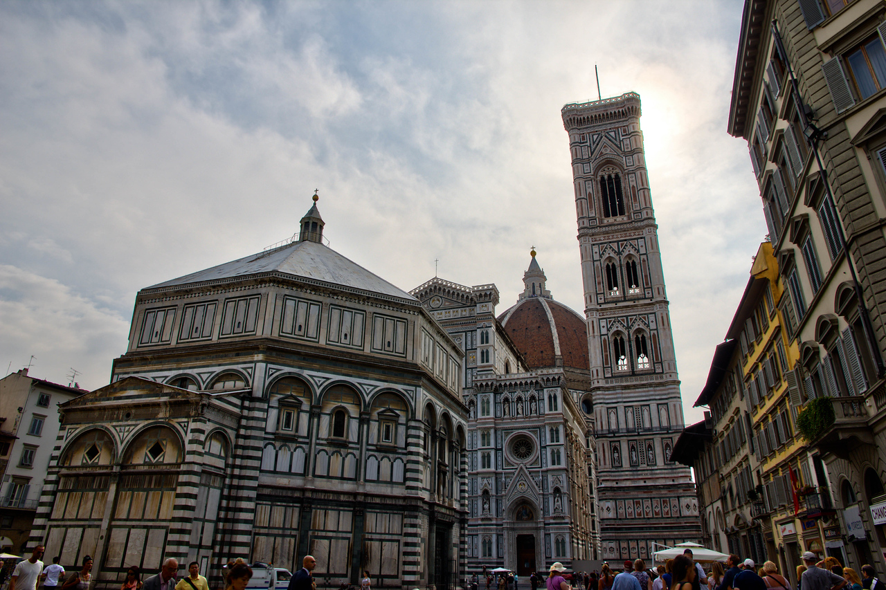 Basilica of Saint Mary of the Flowers, Florence, Italy