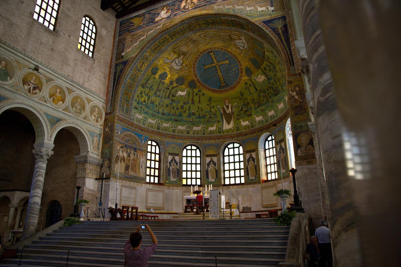 Basilica of Saint Apollinaris in Classe, Ravenna
