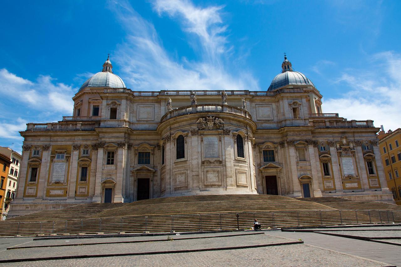 The Papal Basilica of Saint Mary Major, Rome