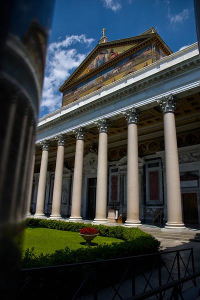 Basilica of Saint Paul Outside the Walls, Rome