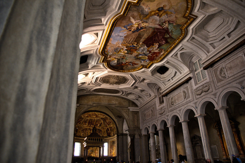 Church of Saint Peter in Chains, Rome