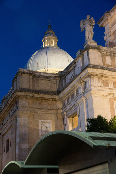 Basilica of Santa Maria degli Angeli (Saint Mary of the Angels), Assisi