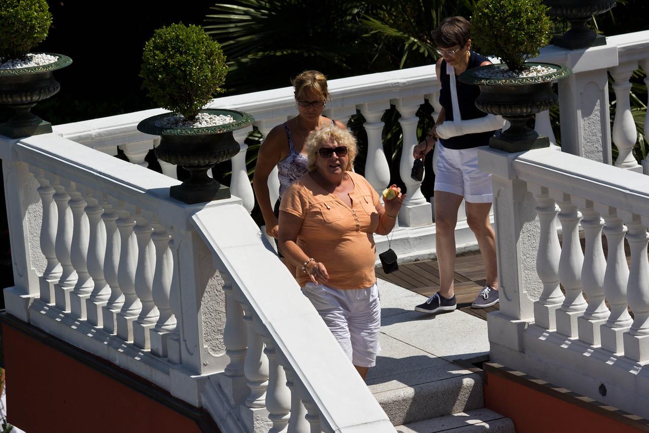 Hotel Splendid, Lake Maggiore, Baveno, Italy