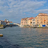 Looking at San Simeone Piccolo- AKA San Simeone e Giuda from accross The Grand Canal