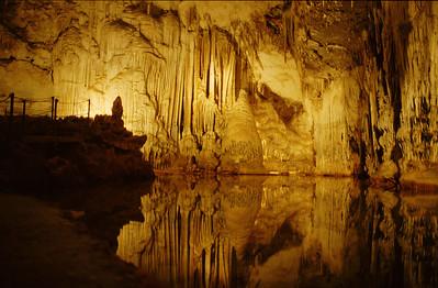 neptune's grotto in sardinia