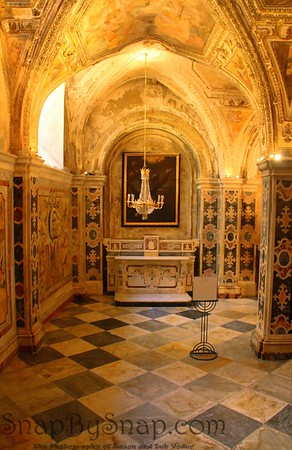 Crypt of St. Andrew