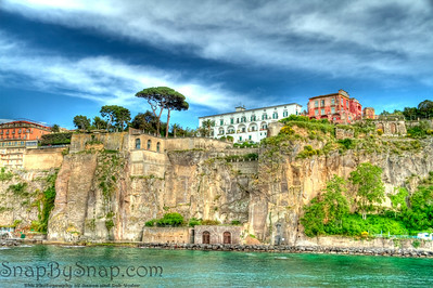 Sorrento in HDR