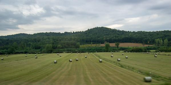 Tuscany Hay Fields