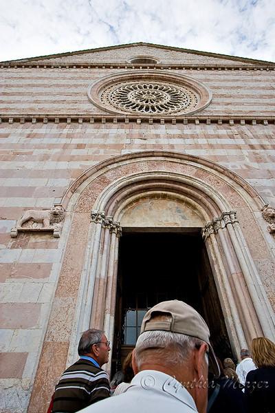 Basilica of Santa Chiara