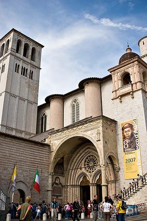 The Lower Basilica of San Francesco