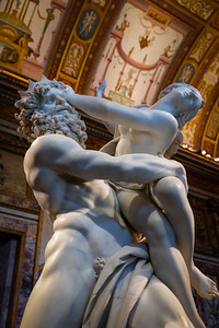 Pluto and Proserpina by Bernini