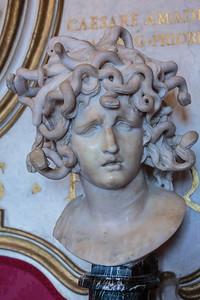 Bust of Medina by Bernini