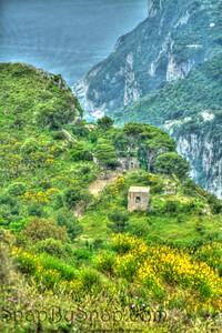 Buildings of Capri