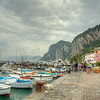 Boats of Capri