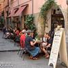 Street restaurant in Monterosso
