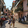 Street scene in Monterosso