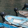 Boats in Vernazza harbour